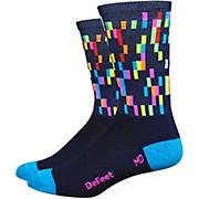 Defeet Barnstormer Aireator 6 Pixel Socks