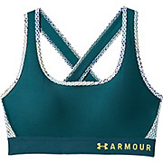 Under Armour Armour Mid Crossback Print Sports Bra SS18
