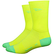 Defeet Aireator Tall Hi-Vis Socks