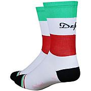 Defeet Aireator Tall Italia Socks