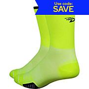 Defeet Cyclismo Hi-Vis 5 Socks