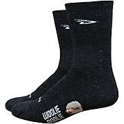 Defeet Woolie Boolie 2 4 Cuff Socks