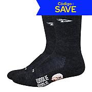 Defeet Woolie Boolie 2 6 Cuff Socks