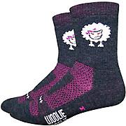 Defeet Womens Baaad Sheep Socks