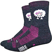 Defeet Womens Baaad Sheep Socks