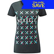 Morvelo Womens Kriss Kross T-shirt SS18