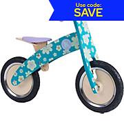 Kiddimoto Fleur Kurve Balance Bike 2019
