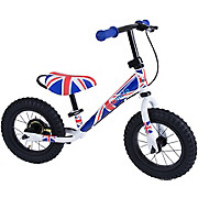 Kiddimoto Super Junior Max Union Jack Balance Bike 2019
