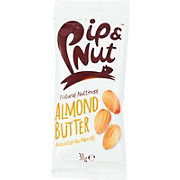Pip & Nut Almond Butter Squeeze Pack 20 x 30g