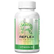 Reflex Vitamin D3 100 Capsules