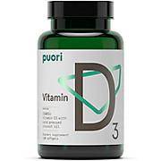 Puori D3 - Vitamin D 120 capsules
