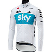 Castelli Team Sky Pro Fit Light Rain Jacket 2018