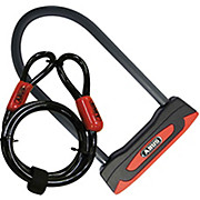 Abus London Granit 53 230mm D-Lock with Cable