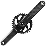 SRAM XX1 Eagle 12sp DM FAT4 Chainset - DUB