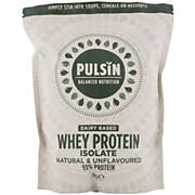 Pulsin Premium Whey Protein Powder 1kg