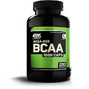 Optimum Nutrition BCAA 1000 200 Capsules