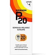 P20 Sun lotion SPF 20 100ml