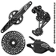 SRAM GX Eagle 1x12sp Boost MTB Groupset - DUB