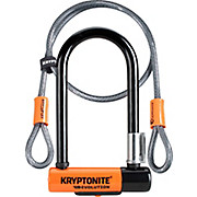 Kryptonite Evolution Mini 7 Lock & Kryptoflex Cable