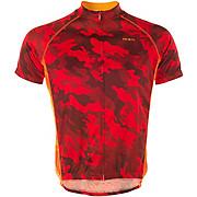 Primal Ablaze Camo Sport Cut Jersey SS18