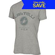 Castelli Womens Logo T-Shirt