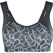 Shock Absorber Active Multi Sports Bra Asphalt Print AW18