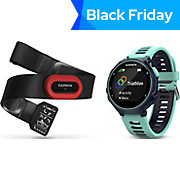 Garmin Forerunner 735XT GPS Watch HRM Bundle