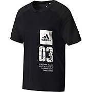 adidas Womens ID London Tee SS17