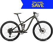 NS Bikes Snabb 130 Plus 2 Suspension Bike 2019