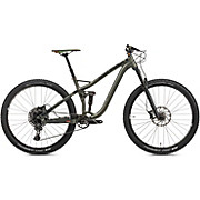 NS Bikes Snabb 130 Plus 2 Suspension Bike 2019
