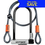 Kryptonite Standard U-Lock & Kryptoflex Cable 2018