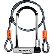Kryptonite Standard U-Lock & Kryptoflex Cable