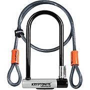 Kryptonite Standard U-Lock & Kryptoflex Cable