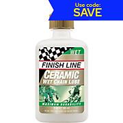 Finish Line Ceramic Wet Chain Lube - 60ml