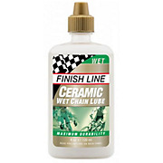 Finish Line Ceramic Wet Bike Chain Lube 120ml