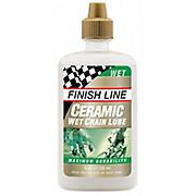 Finish Line Ceramic Wet Bike Chain Lube 120ml