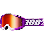100 Accuri Youth Goggles Mirror Lens AW18