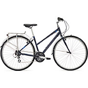 Ridgeline Meteor Open Frame Hybrid Bike 2018