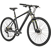 Saracen Urban Cross 3 Hybrid Bike 2018