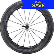 Zipp 858 NSW Carbon Clincher Front Wheel