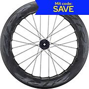 Zipp 858 NSW Carbon Clincher DB QR Rear Wheel 2019