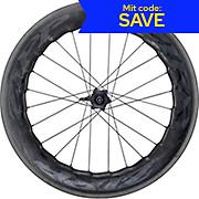 Zipp 858 NSW Carbon Clincher QR Rear Wheel 2019