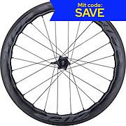 Zipp 454 NSW Carbon Tubular QR Rear Wheel 2019