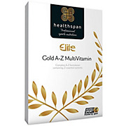 Healthspan Elite MultiVitamin Gold A-Z 120 Tabs