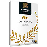 Healthspan Elite Zinc + Vitamin C 180 Tabs