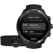 Suunto 9 Baro GPS Multisport Watch Bundle