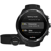 Suunto 9 Baro GPS Multisport Watch Bundle 2018