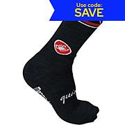 Castelli Quindici Soft 15cm Cuff Wool Sock AW19