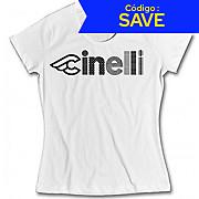 Cinelli Womens Optical T-Shirt AW18