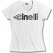 Cinelli Womens Optical T-Shirt AW18